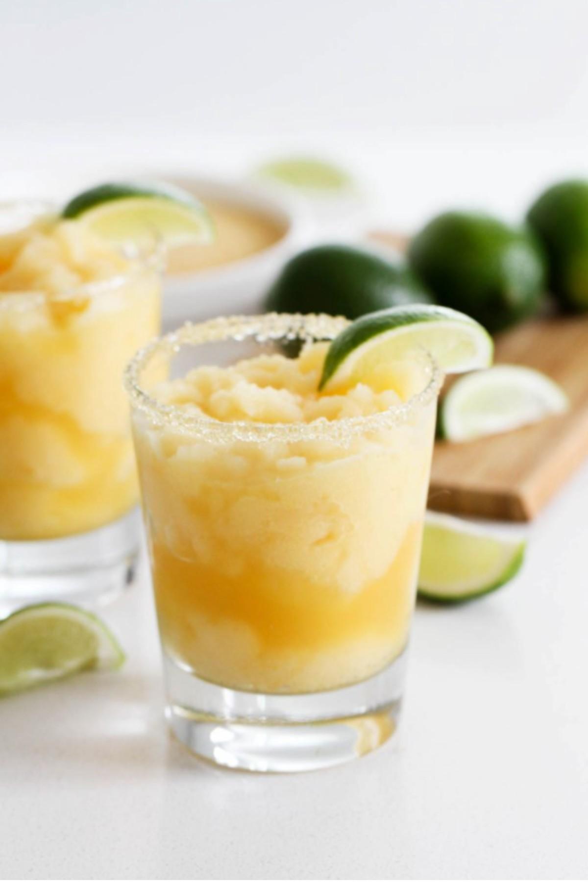 Virgin Frozen Margaritas