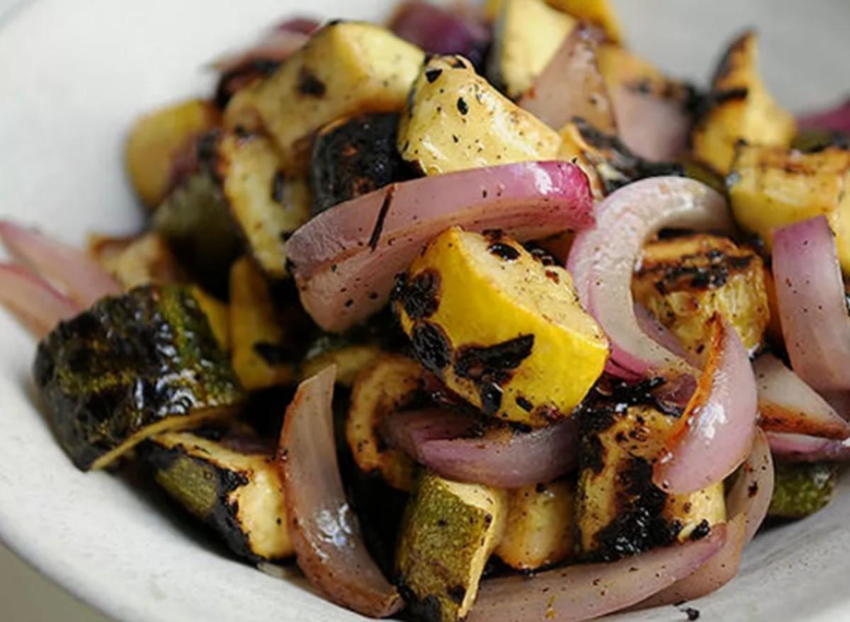 zucchini veggies