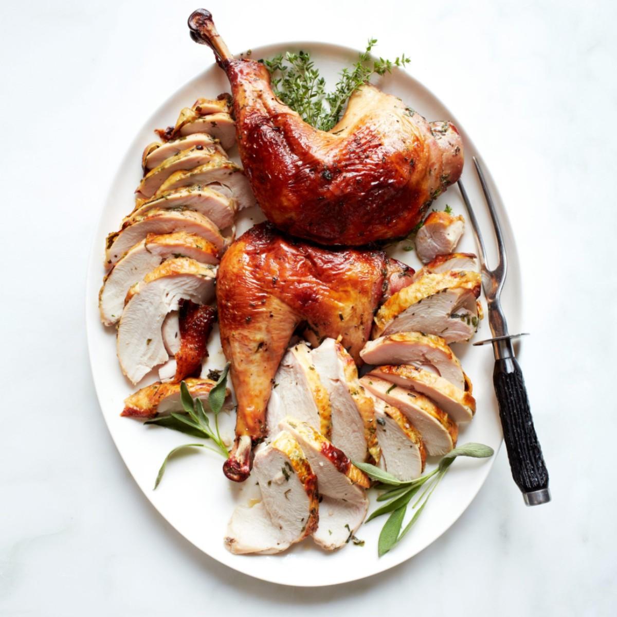 apple brined turkey