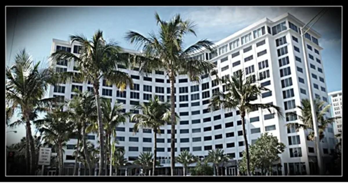 b ocean hotel
