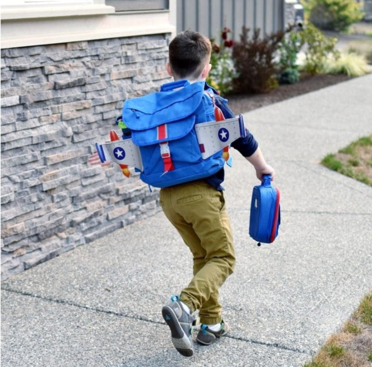 Rocket Bixbee Backpack