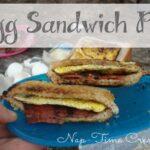 Egg Sandwich Pie