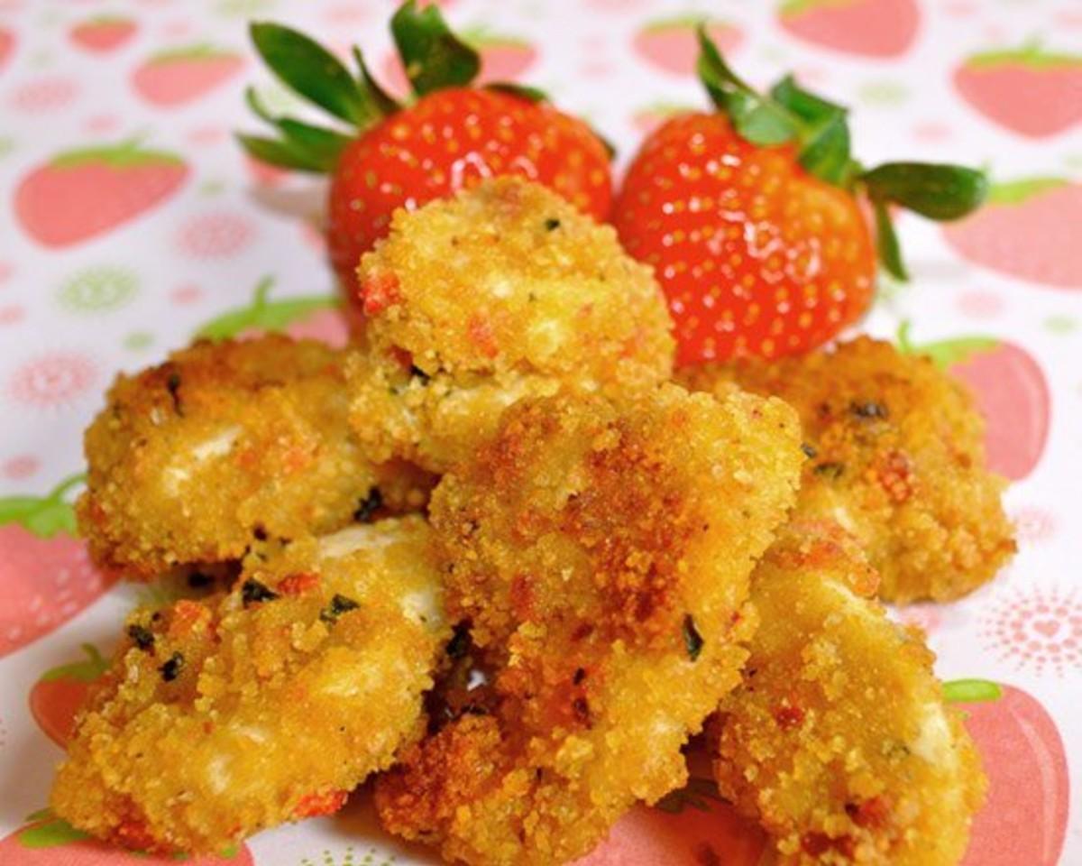 Strawberry Basil Chicken