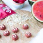 Frozen Watermelon Bites