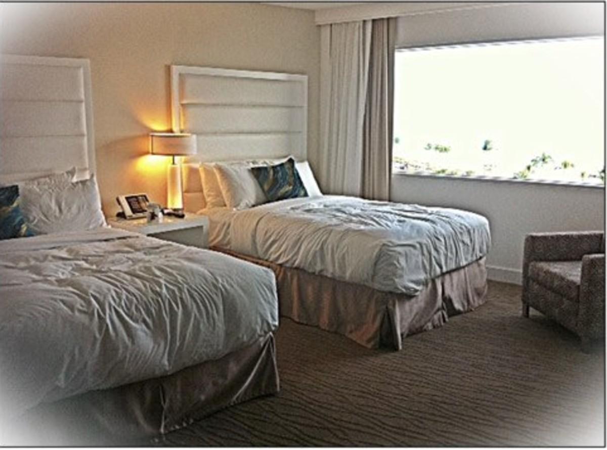 b ocean hotel room