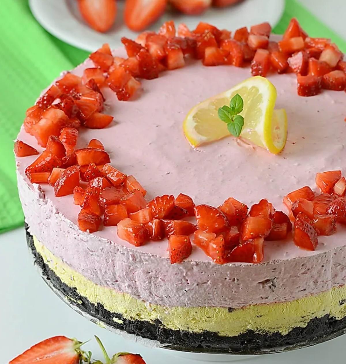 strawberry lemonade cookbook