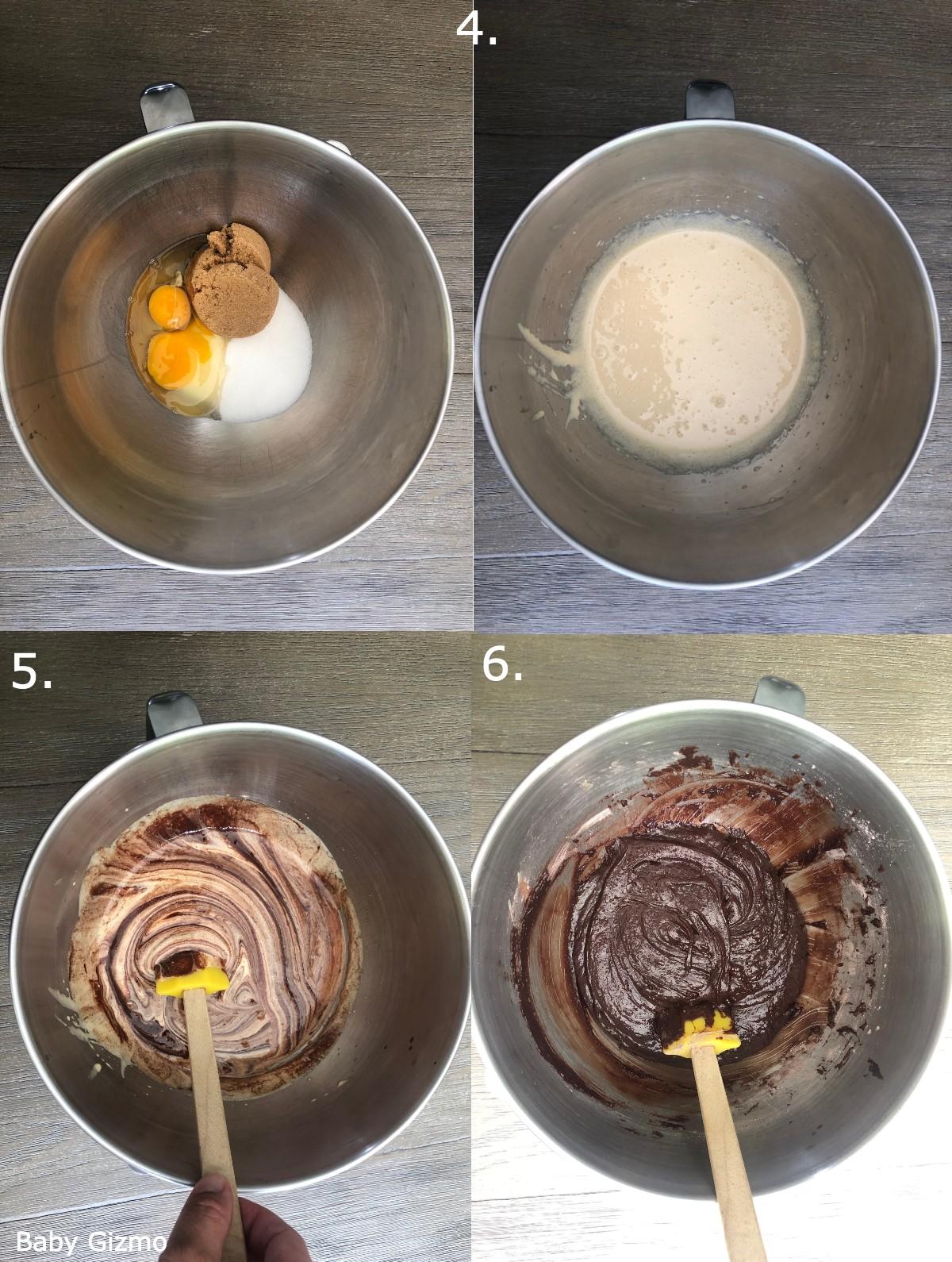 Cosmic Brownie Cookies Mixture