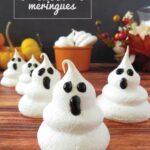 ghost meringes