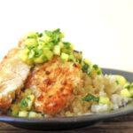 Macadamia Crusted Chicken