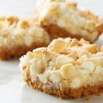 Macadamia nut bars