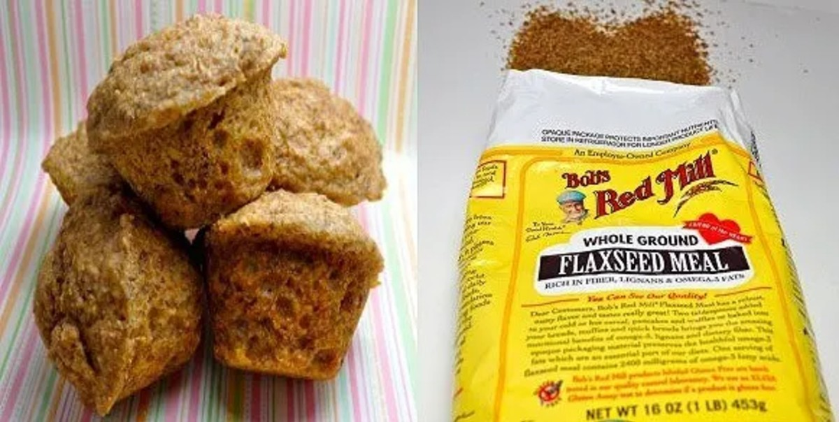 Whole Wheat Banana Mini Muffins