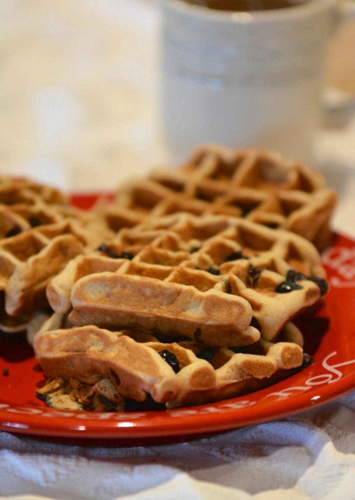 Dairy Free Waffles